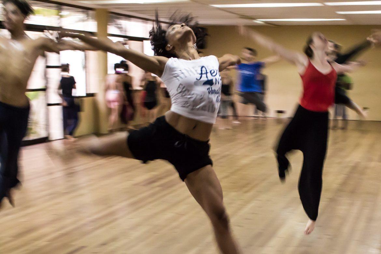 Danser toute la journée
